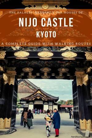 Guide to Nijo Castle, Kyoto