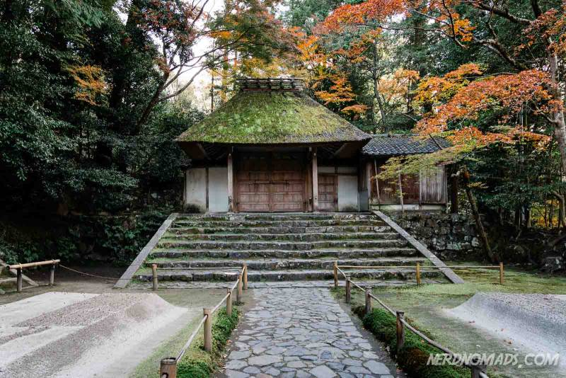 Honen-in Temple in Kyoto, Japan