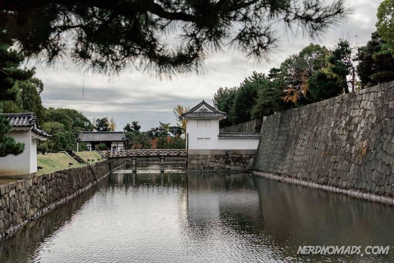 Honmaru Yagura-mon Gate Nijo Castle