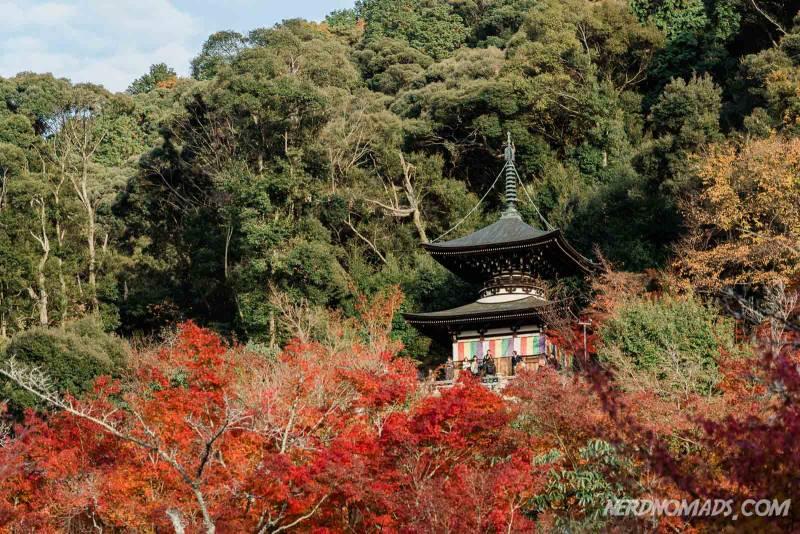 Eikan-do Temple in Kyoto
