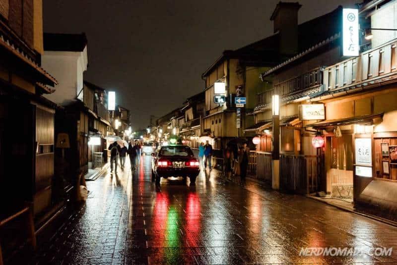 Hanamokoji Geisha Street, Gion, Kyoto