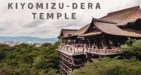 Guide to Kiyomizu-dera Temple in Kyoto