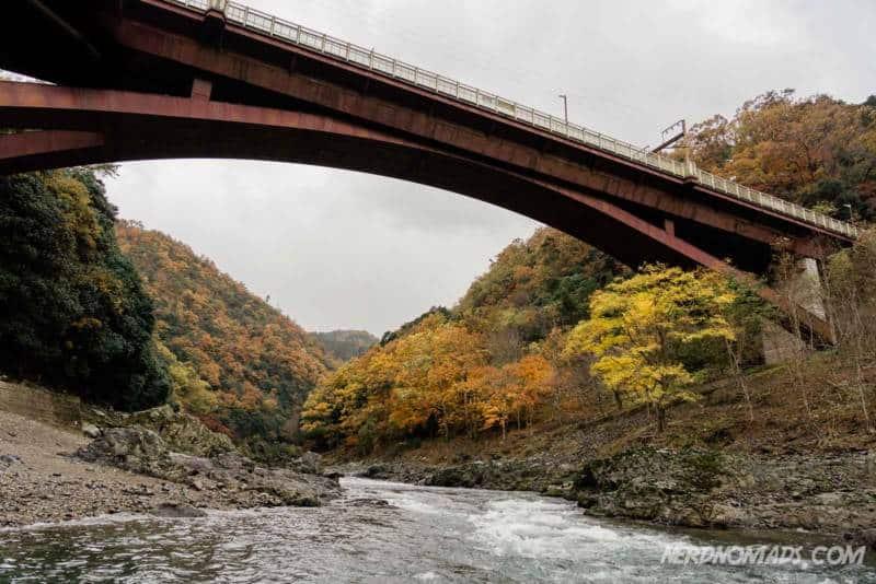 Hozugawa River Boat Trip Kyoto