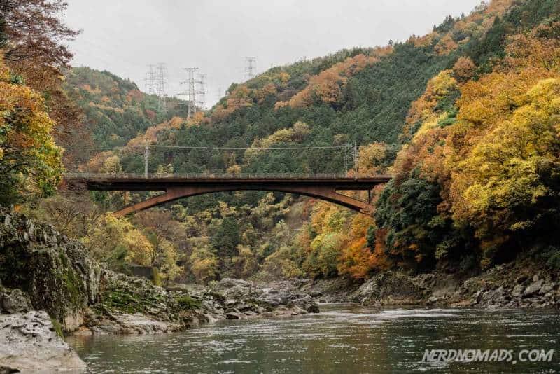 Hozugawa River Boat Tour, Kyoto