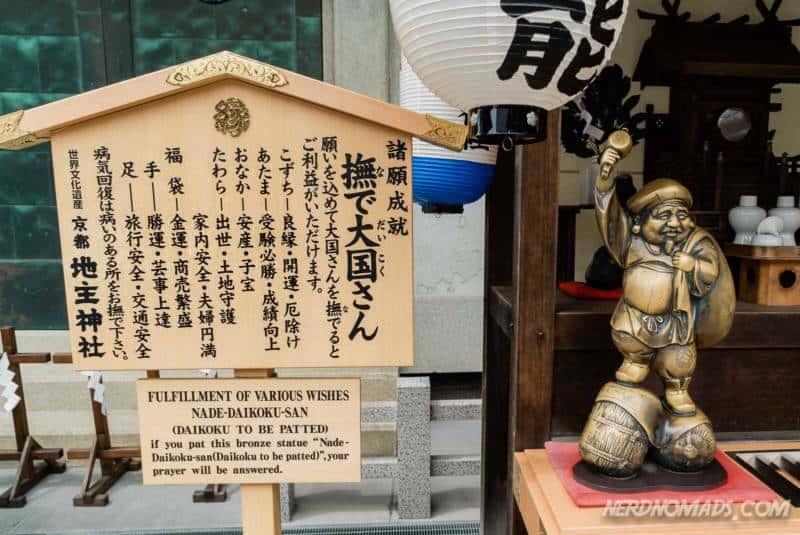 Pray for love at Kiyomizu-dera Temple