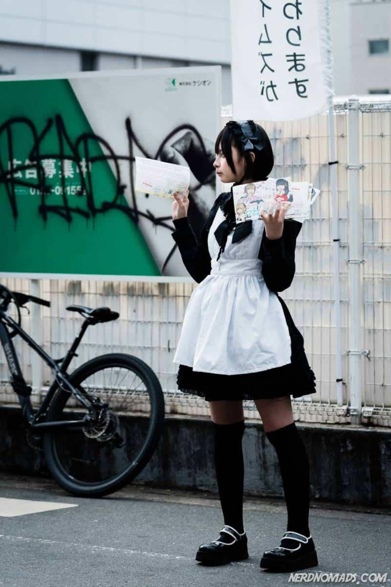 Maid in Osaka