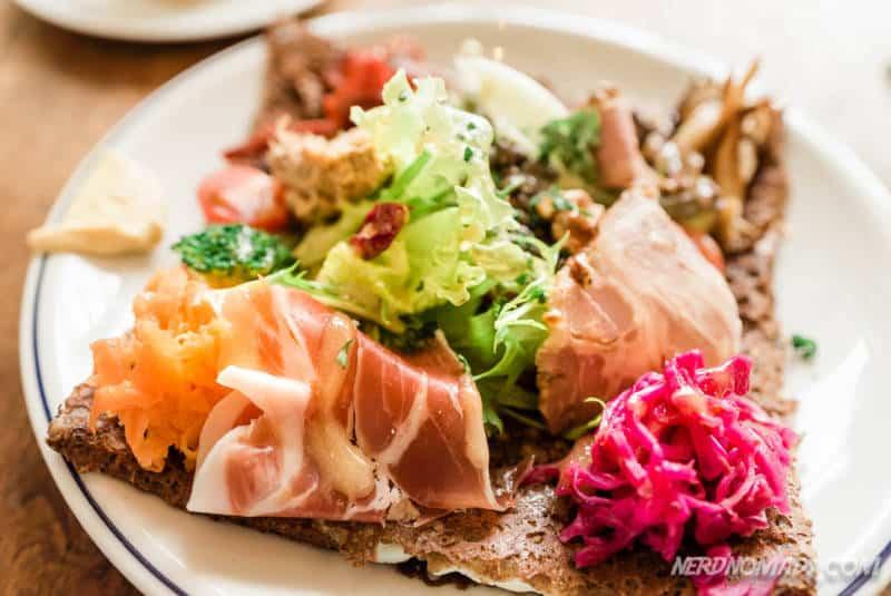 Breakfast at HIrami Pan Cafe Kanazawa