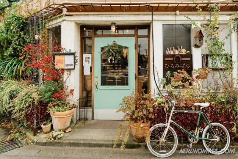 HIrami Pan Cafe Kanazawa