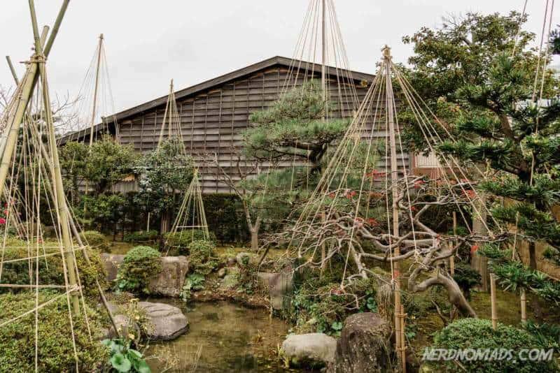 Ashigaru Museum Nagamachi Samurai District Kanazawa
