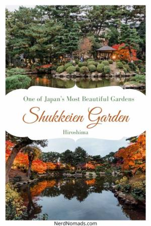 Why you should visit Shukkeien Garden in Hiroshima Japan