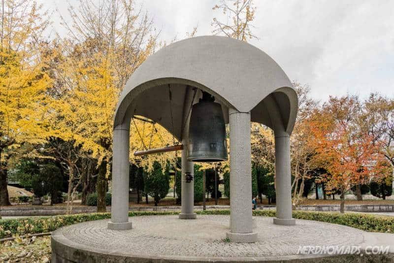 Bell of Peace Hiroshima Peace Park