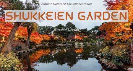 Guide to Shukkeien Garden Hiroshima Japan