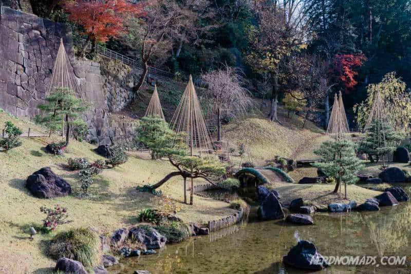 Gyokusen Inmaru Garden Kanazawa