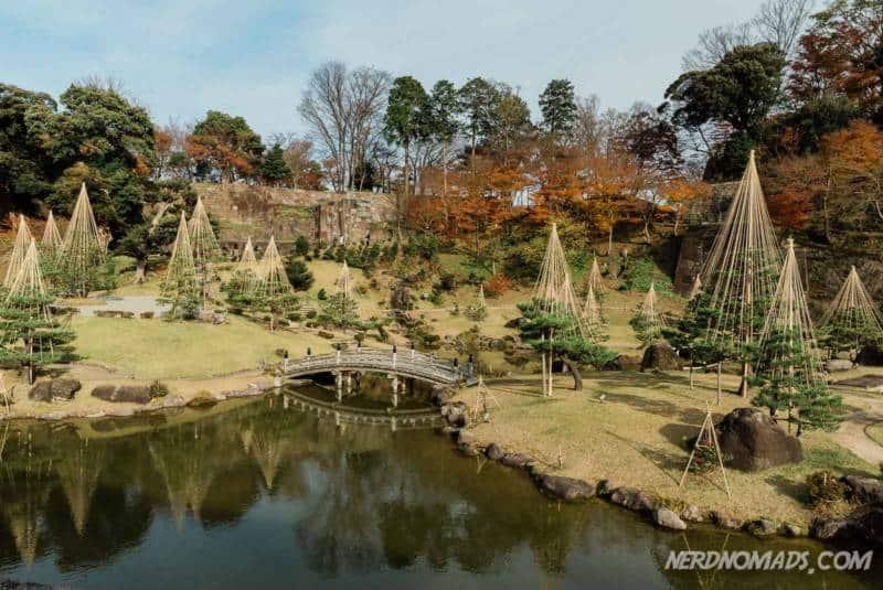 The stunning Gyokusen Inmaru Garden Kanazawa