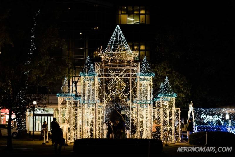 Hiroshima Dreamination winter Illumination