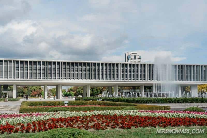 Hiroshima Peace Memorial Museum, Japan