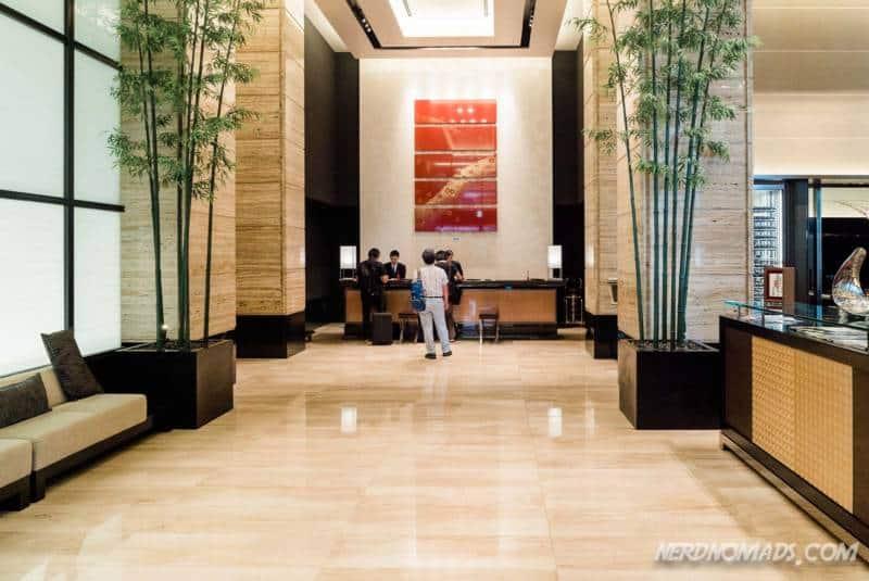 Lobby Hotel Trusty Kanazawa