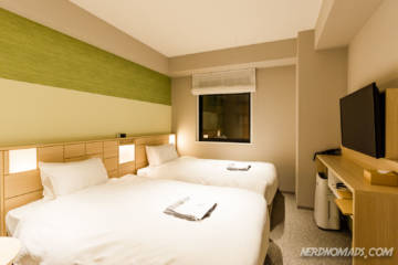 room at Hotel Intergate Kanazawa