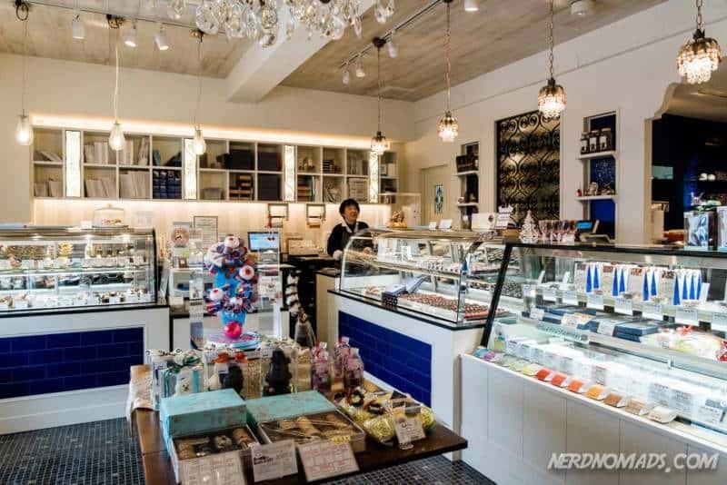 Saint Nicolas Chocolaterie Cafe Kanazawa
