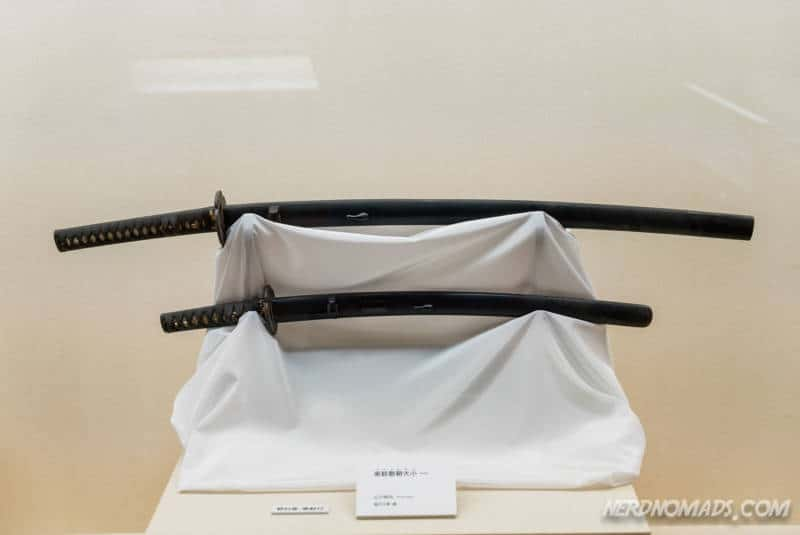 Samurai Sword Nomura Samurai House Kanazawa