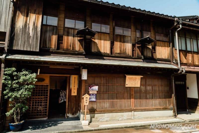 Shima Geisha House and Museum, Kanazawa
