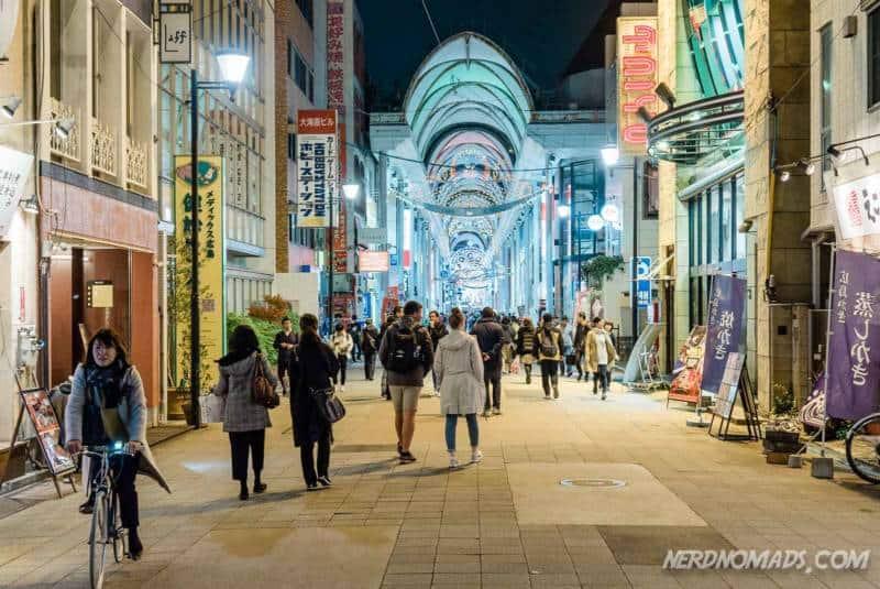 Hiroshima is a vibrant city