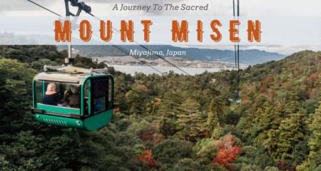 Guide to Miyajima Ropeway Mount Misen
