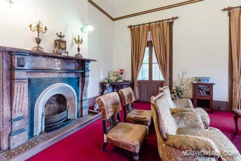 Fireplace Alt House Glover Garden Nagasaki