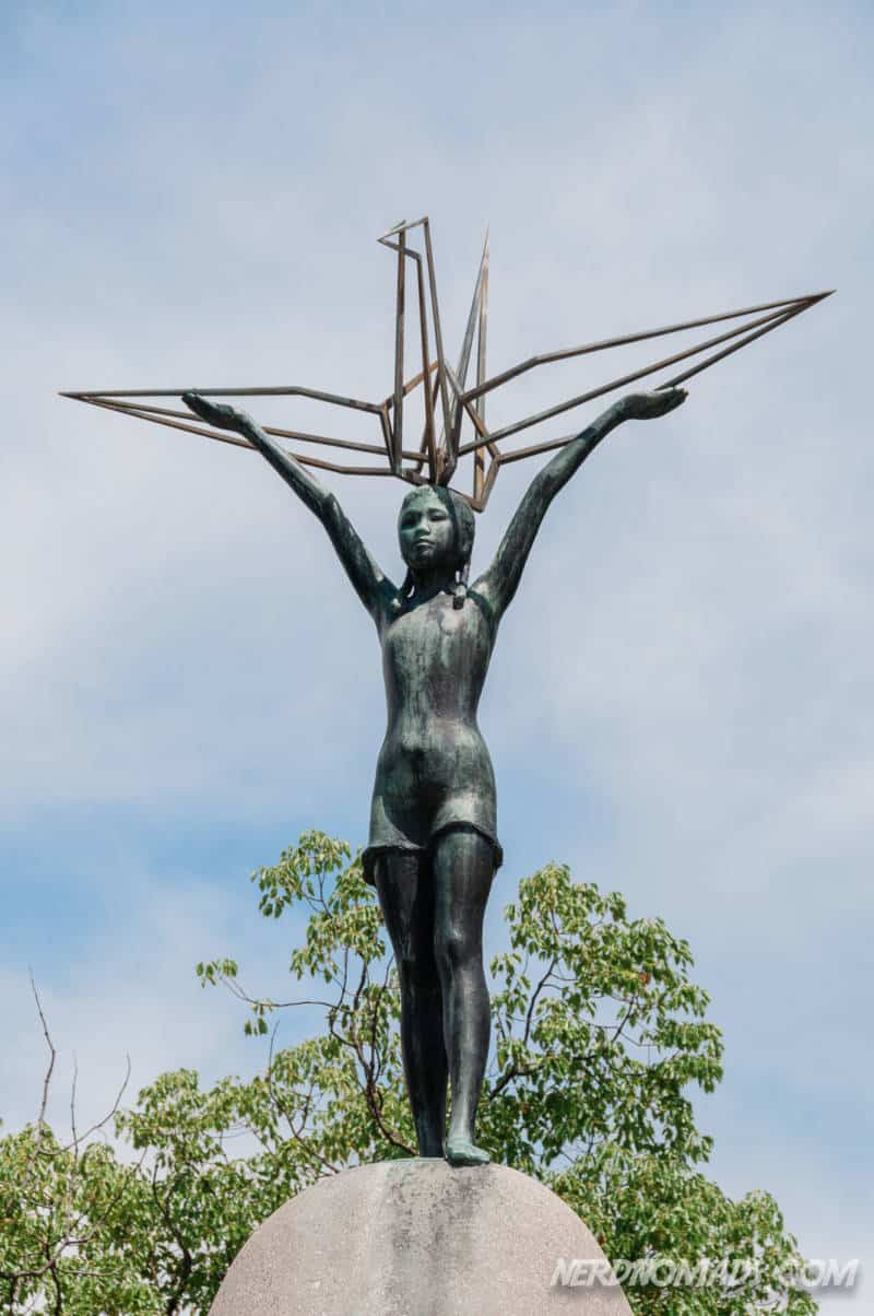 Hiroshima Childrens Peace Monument