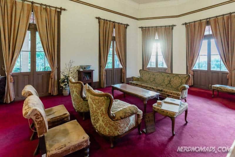 Interior Alt House Glover Garden Nagasaki