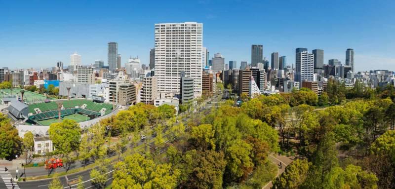 Utsubo Park - Hommachi