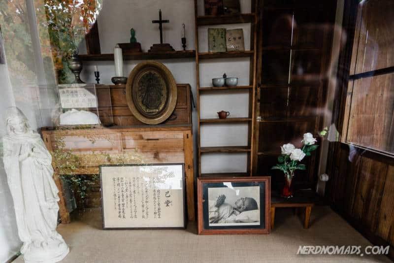 Dr Nagai Takashi Museum Nagasaki