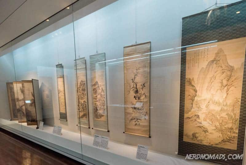 Exhibition at Nagasaki Museum of History and Culture