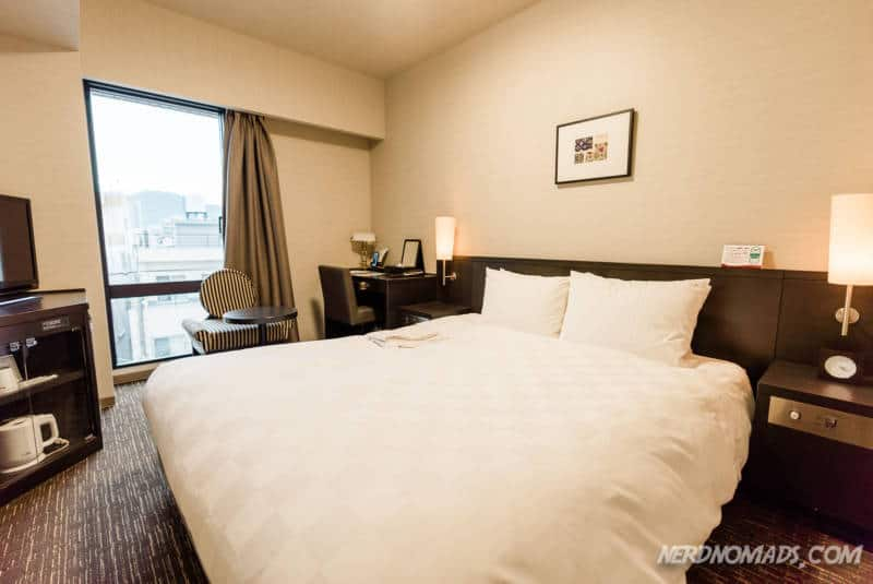 Room at Richmond Hotel Nagasaki Shianbashi