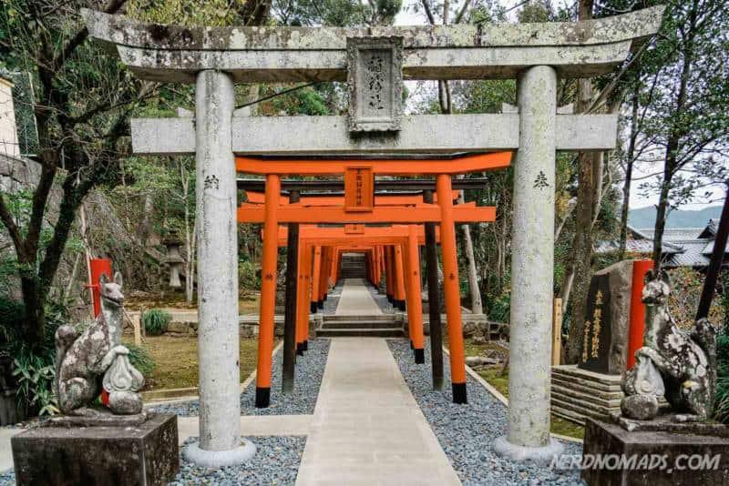 Suwa-jinja Shrine Nagasaki
