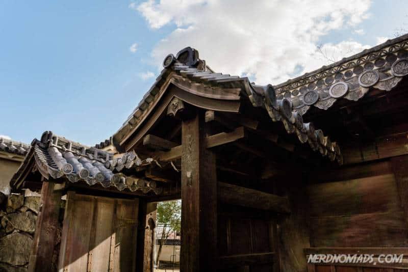 Inomon Gate Himeji Castle