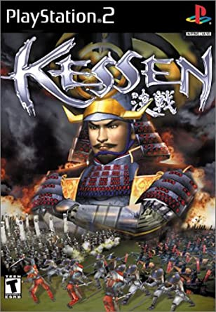 Videogame Kessen for PS2