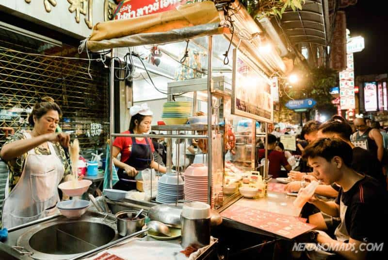 Liw Roasted Duck at Yaowarat Chinatown Bangkok