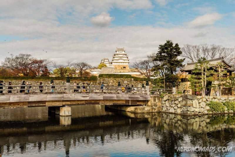 Main Gate Otemon Himeji Castle