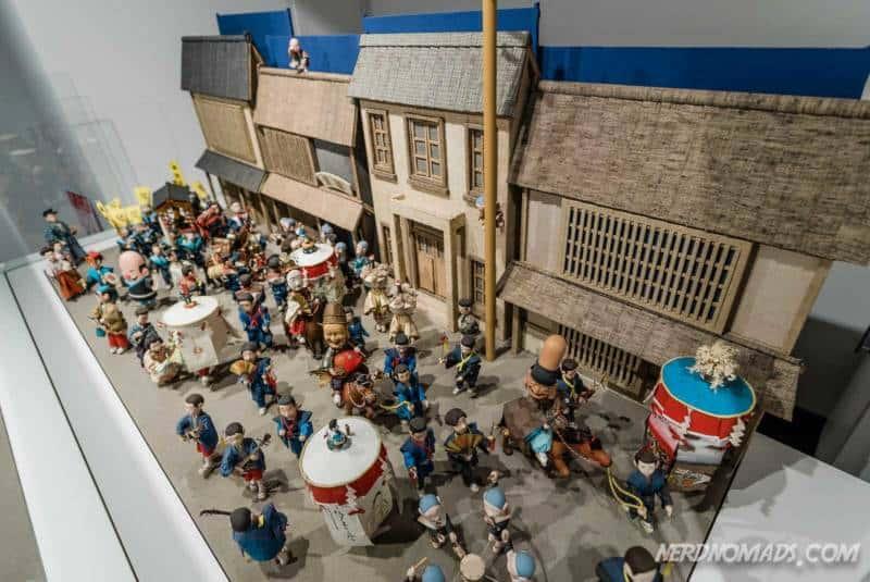 Hakata Machiya Furusatokan Folk Museum