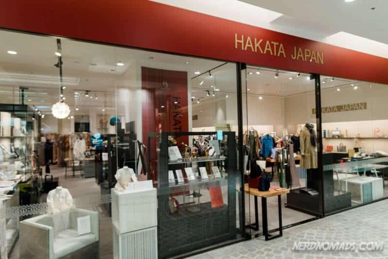 Hakata Japan shop Fukuoka