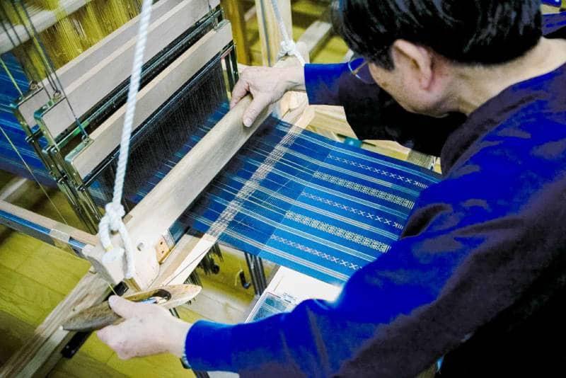 Hakata Ori Textile Fukuoka
