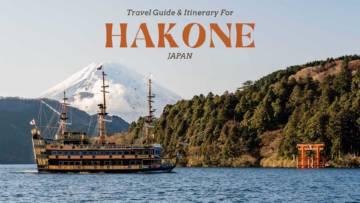 Hakone Travel Guide