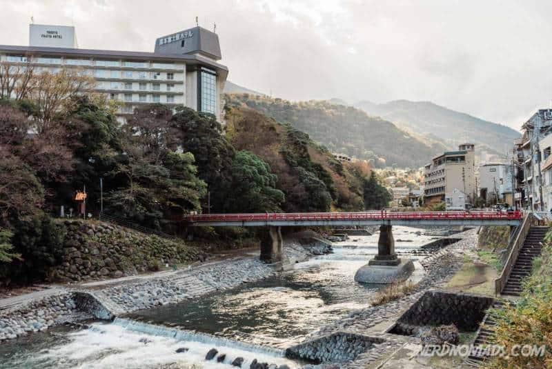 Hakone-Yumoto Hakone