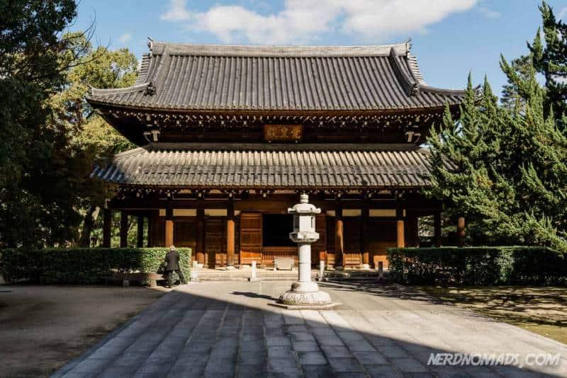 Jotenji Temple in Fukuoka