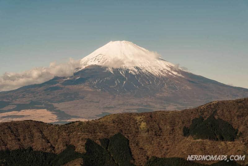 Hakone Mount Fuji views