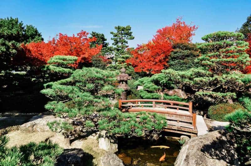 Ohori Japanese Garden Fukuoka