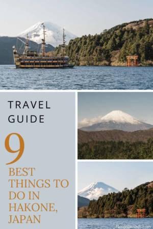 Travel Guide to Hakone, Japan