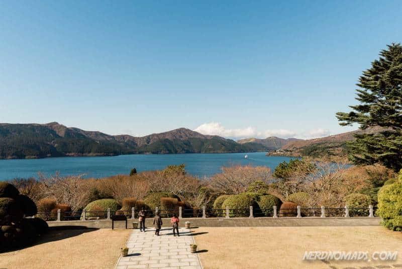 View Onshi Park Hakone