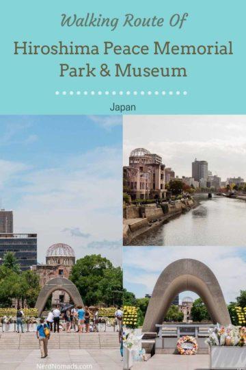 Guide to Hiroshima Peace Memorial Park and Museum
